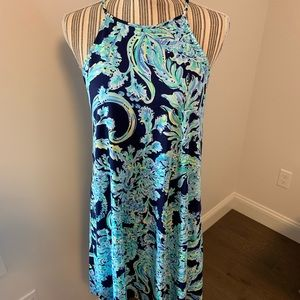 Lily Pulitzer Sleeveless Dress-NWT